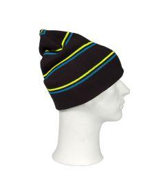 OXDOG JOY WINTER HAT black/turquoise/yellow - Caps und Mützen