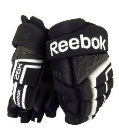 Hokejové rukavice REEBOK 26K black/white senior - 13""