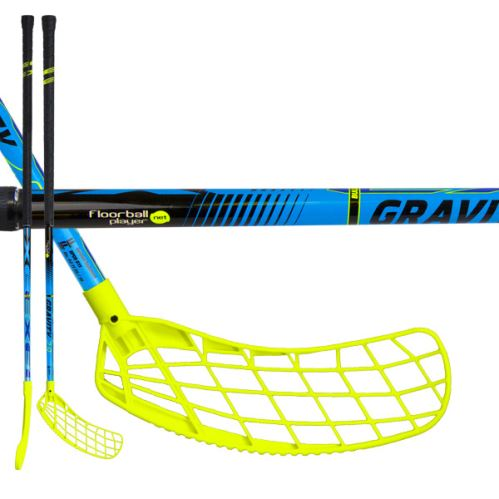 EXEL GRAVITY 2.6 FP 103 ROUND SB ´16  - Floorball stick for adults