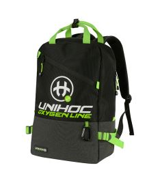 UNIHOC BACKPACK Oxygen line black 20 L