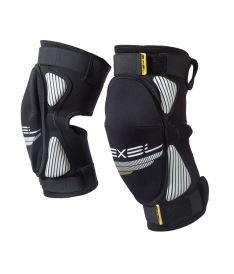 EXEL ELITE KNEE GUARD senior black - Pads and vests