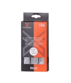 OXDOG GRIP BOOST 3 PACK grey