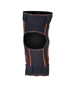 EXEL S100 KNEE GUARD senior black/orange - Pads and vests