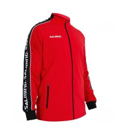 SALMING Delta Jacket Red