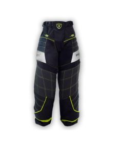 PRECISION GOALIE PANTS black/yellow M