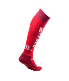 FREEZ QUEEN LONG SOCKS RED 39-42 - Stutzen und Socken