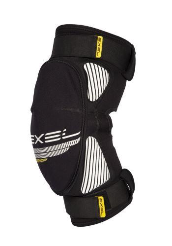 EXEL ELITE KNEE GUARD senior black S - Pads and vests