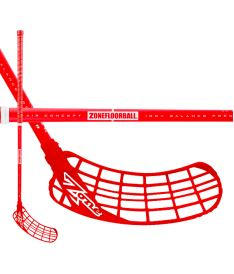 ZONE STICK ZUPER AIR 31 red 87cm