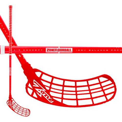 ZONE STICK ZUPER AIR 31 red 92cm
