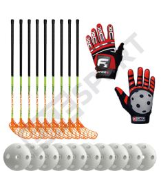 floorball set E1 - 96cm