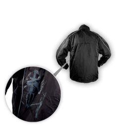 EXEL WOLF WINDJACKET black - Jacken
