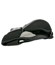 VAUGHN GOALIE JOCK VENTUS SLR PRO black/silver int - Accessories