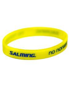 SALMING bracelet silicone yellow