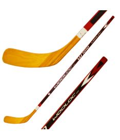 Hokejka WOOLOC W1010 WOOD Stick 60""