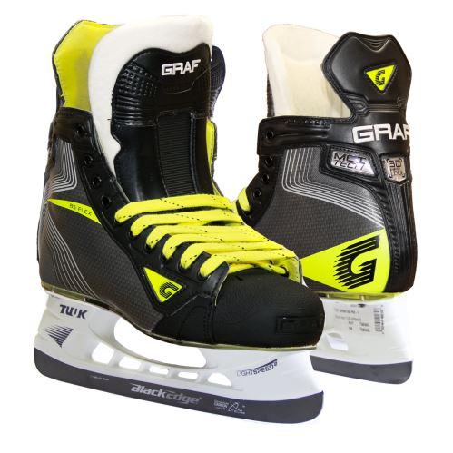 GRAF SKATES ULTRA 7035 black edge - D - Skates