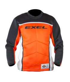 EXEL S60 GOALIE JERSEY orange/black 160 - Jersey
