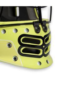 PRECISION GOALIE HELMET junior yellow/black*
