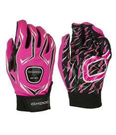 OXDOG TOUR GOALIE GLOVES PINK - Handschuhe