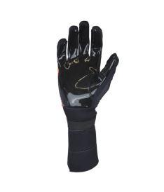 EXEL S100 GOALIE GLOVES LONG orange/black - Gloves