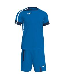 JOMA ROMA II SET ROYAL-DARK NAVY S/S